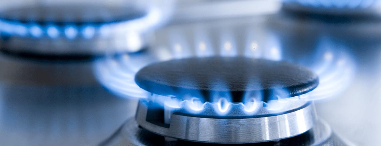 gas cooker hob